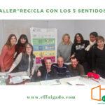 TALLER_RECICLA CON LOS 5 SENTIDOS