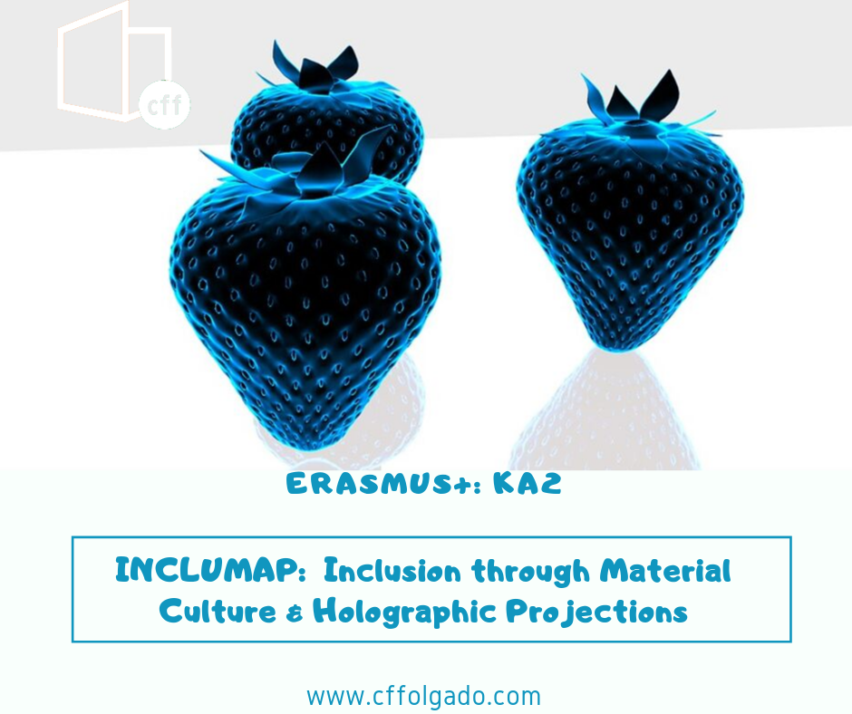 INCLUMAP_ Inclusion through Material Culture & Holographic Projections
