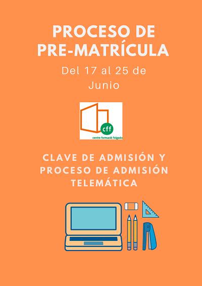 PROCESO DE PRE-MATRICULA DEL 17 AL 25 DE JUNIO_okk